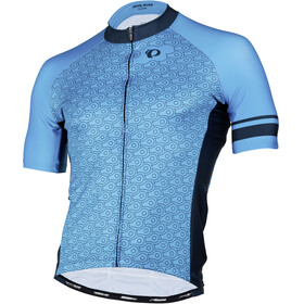 PEARL iZUMi Elite Pursuit LTD Short Sleeve Jersey Men chain atomic blue/ midnight navy